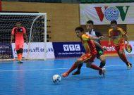 Hải Phương Nam ĐH Gia Định vô địch lượt đi giải futsal VĐQG HDBank 2018