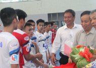 Khai mạc giải futsal trẻ TPHCM mở rộng năm 2018