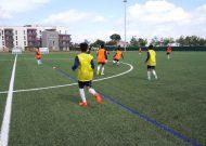 Những hình ảnh mới nhất của U13 TP.HCM tập huấn tại Lyon