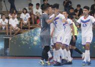 Thái Sơn Nam Q.8 tiến gần đến ngôi vô địch giải futsal TPHCM 2018