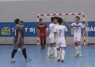 Sài Gòn FC giữ ngôi đầu tại giải futsal vô địch TPHCM 2018