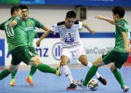 Thái Sơn Nam thắng đậm trong ngày ra quân giải futsal các CLB châu Á 2018