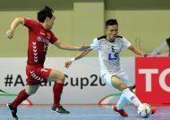 Thắng nghẹt thở Nagoya Oceans (Nhật Bản), Thái Sơn Nam vào bán kết giải futsal các CLB châu Á 2018