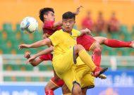 Xác định xong các cặp đấu bán kết giải bóng đá U15 quốc gia – cúp Thái Sơn Bắc 2018