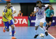 Thái Sơn Nam vào tứ kết giải futsal các CLB châu Á 2018