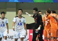 Thái Sơn Nam hụt ngôi vô địch giải futsal các CLB châu Á 2018 đầy đáng tiếc