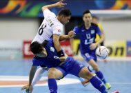 Thái Sơn Nam thua đáng tiếc tại lượt trận thứ 2, giải futsal các CLB châu Á 2018