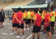 Bế giảng khoá đào tạo trọng tài bóng đá sơ cấp TPHCM năm 2018