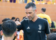 VCK tuyển sinh năng khiếu học viện bóng đá Juventus tại TPHCM
