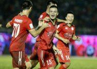 CLB TPHCM thắng, Sài Gòn FC thua tại vòng 22 Nuti Cafe V-League 2018