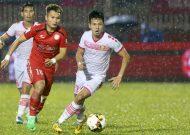 CLB TPHCM thắng Sài Gòn FC ở vòng 23 V-League 2018