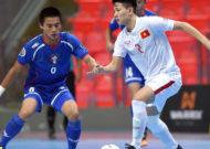 Lịch thi đấu của U20 Việt Nam tại giải futsal U20 châu Á