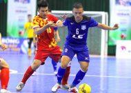 Thái Sơn Nam bắt kịp Hải Phương Nam ĐH Gia Định tại giải futsal VĐQG HDBank 2018
