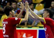 Hải Phương Nam Đại học Gia Định bất ngờ thua tại giải futsal VĐQG HDBank 2018