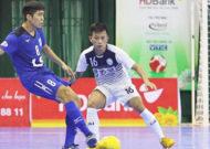Thái Sơn Nam giành được ngôi đầu bảng giải futsal VĐQG HDBank 2018