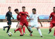 U19 Việt Nam thua ngược U19 Jordan tại giải U19 châu Á 2018