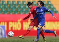 ĐKVĐ TPHCM gặp TKS Việt Nam ở bán kết giải bóng đá nữ VĐQG - cúp Thái Sơn Bắc 2018