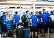 Đội tuyển futsal Việt Nam sang Thái Lan tập huấn