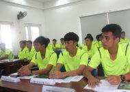 Khoá đào tạo trọng tài bóng đá sơ cấp TPHCM 2018