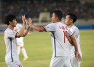 Đội tuyển Việt Nam thắng trận ra quân tại AFF Cup 2018