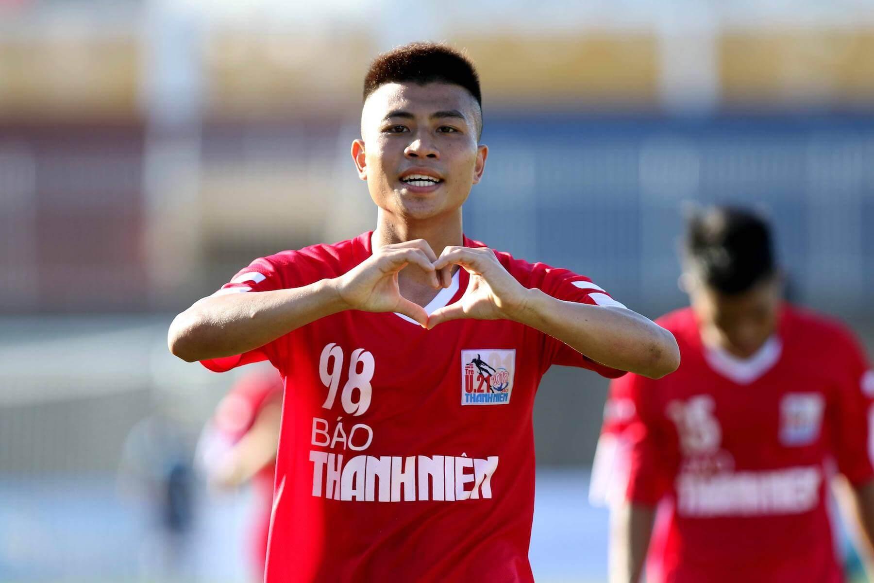 HAGL thắng trận thứ 2 tại Giải U21 Báo Thanh Niên 2018