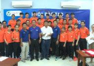 Bế giảng khoá đào tạo trọng tài futsal sơ cấp TPHCM năm 2018