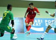 Đội tuyển futsal Việt Nam thắng đậm Timor Leste tại giải Đông Nam Á