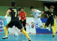 Đội tuyển futsal Việt Nam dừng bước tại bán kết giải Đông Nam Á