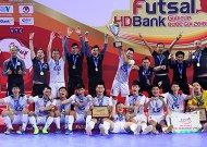 Thái Sơn Nam đoạt cúp futsal quốc gia HDBank 2018