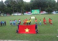 Khai mạc giải bóng đá vô địch TPHCM 2018
