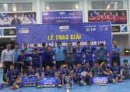 Tân Hiệp Hưng vô địch giải futsal TPHCM mở rộng 2018 - cúp LS lần 12