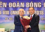 Thứ trưởng Lê Khánh Hải Bộ VH-TT&DL trở thành Chủ tịch VFF khóa 8