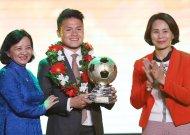 Nguyễn Quang Hải thắng tuyệt đối Quả bóng Vàng 2018