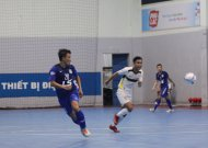 Giải Futsal TP.HCM mở rộng 2018: xác định hai đội vào  bán kết