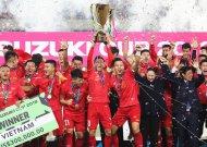 Đánh bại Malaysia, đội tuyển Việt Nam vô địch AFF Cup 2018