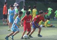 24 đội tham dự Festival bóng đá học đường huyện Bình Chánh, năm học 2018 - 2019