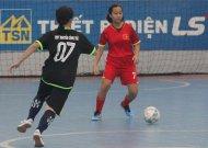 Giải futsal học sinh THPT nữ TPHCM năm học 2018 - 2019