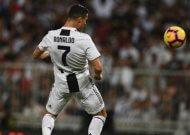 Juventus 1-0 AC Milan: Cristiano Ronaldo header wins Supercoppa for Juve