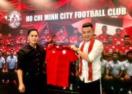 "HCMC Football Club kicks off ""blockbuster"" with Vietnam former midfielder"