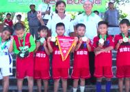 Festival bóng đá học đường huyện Củ Chi - TPHCM, năm học 2018 - 2019