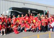 Đội tuyển Việt Nam kết thúc chuyến tập huấn tại Qatar, sang UAE chuẩn bị cho Asian Cup 2019