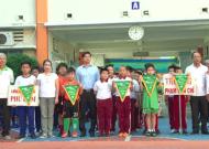 26 đội tham dự festival bóng đá học đường Quận 6 - TPHCM, năm học 2018 - 2019