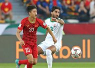 Đội tuyển Việt Nam thua đáng tiếc Iraq tại Asian Cup 2019