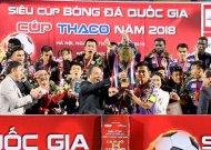 CLB Hà Nội đoạt siêu cúp quốc gia 2019