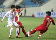 U23 Việt Nam đánh bại U23 Indonesia tại vòng loại giải U23 châu Á