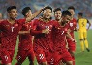 U23 Việt Nam thắng đậm Brunei tại vòng loại U23 châu Á