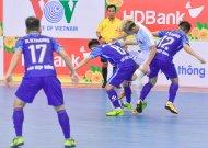 Khai mạc giải futsal VĐQG HDBank 2019