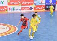 Cuộc đua đến ngôi đầu giải futsal VĐQG HDBank 2019 tiếp tục kịch tính