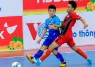 Sahako tạm dẫn đầu bảng giải futsal VĐQG HDBank 2019