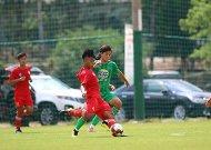 Đội U17 TPHCM tập huấn tại Thái Lan